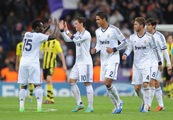 Real Madrid Champions League semifinal Best Champions League Teams In the Last Decade