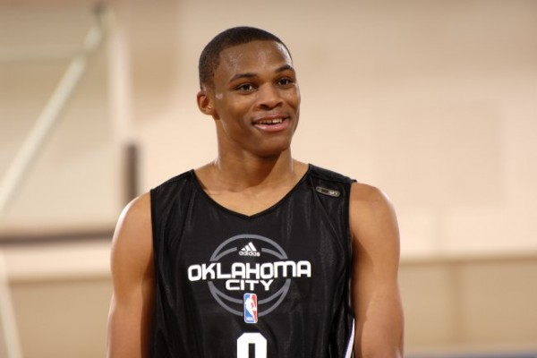 Russell Westbrook e1373460849303 NBA Stars During Their Summer League Days