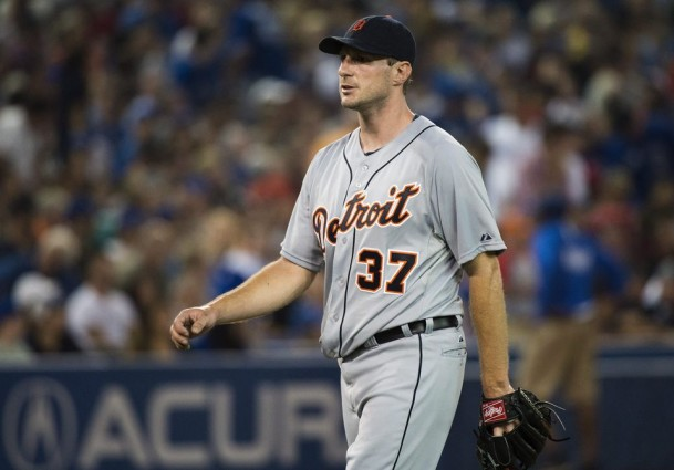 Scherzer e1372934832824 Max Scherzer Isnt Stopping Anytime Soon (Tigers vs Blue Jays)