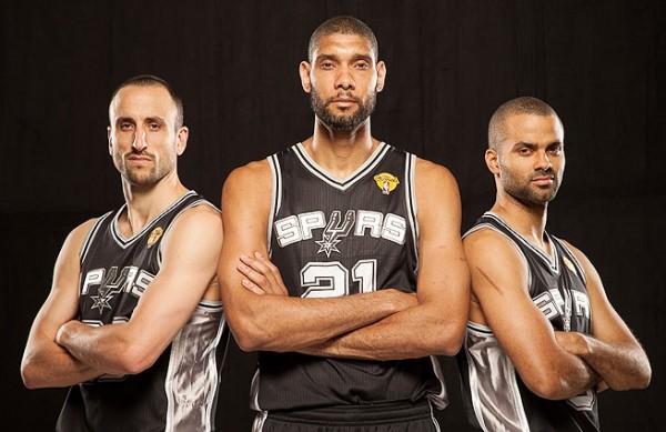 Spurs Big Three