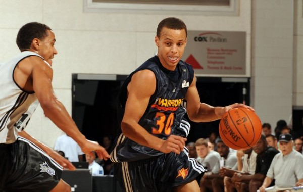 Stephen Curry, 2009
