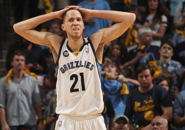 Tayshaun Prince NBA Rumors   Memphis Grizzlies Trying to Trade Tayshaun Prince