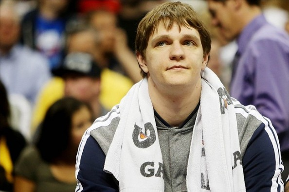 Timofey Mozgov e1373985762242 NBA Rumors   Sacramento Kings Interested in Signing Timofey Mozgov