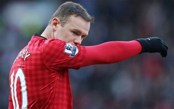 Wayne Rooney vs Chelsea