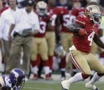49ers running all over Vikings