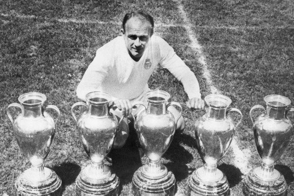 Alfredo di Stefano e1375780599608 10 Greatest Scorers in Real Madrid History