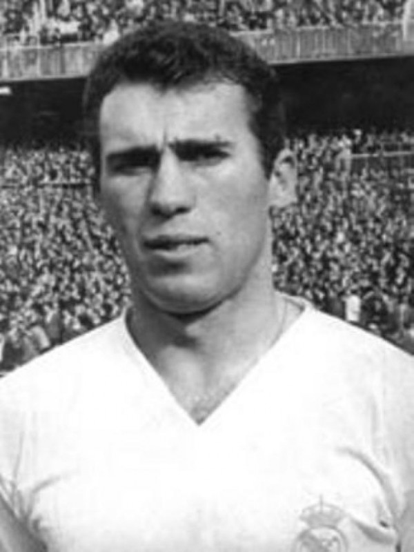 Amancio e1375778911885 10 Greatest Scorers in Real Madrid History