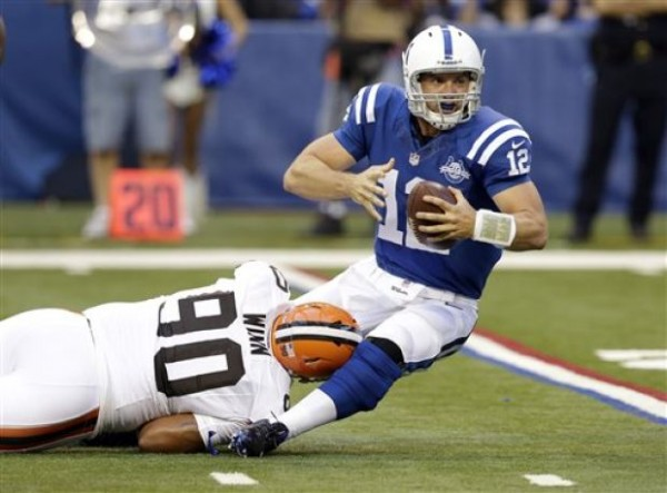Andrew Luck 2013