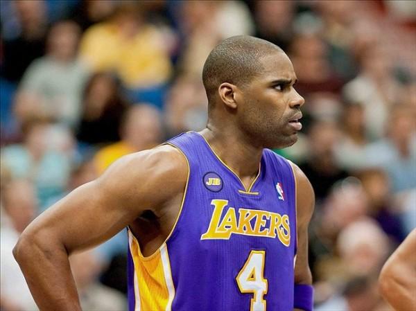 Antawn Jamison Lakers