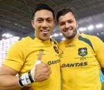 Australia beat Lions