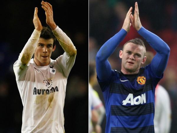 Bale, Rooney