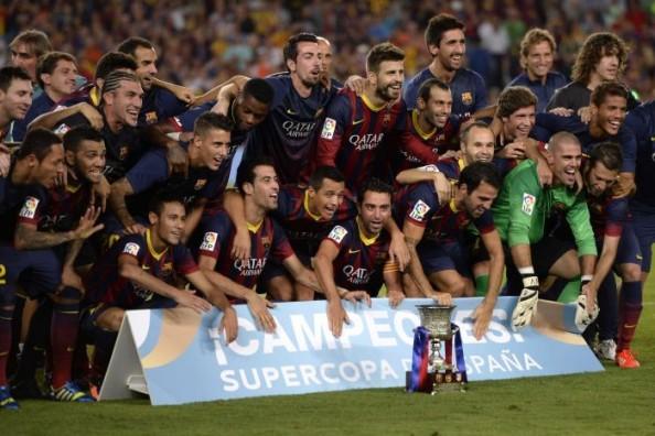 Barcelona 2013 Supercup