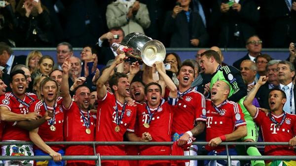 Bayern Munich European Champions