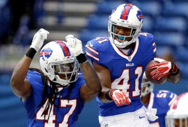 Bills Touchdown