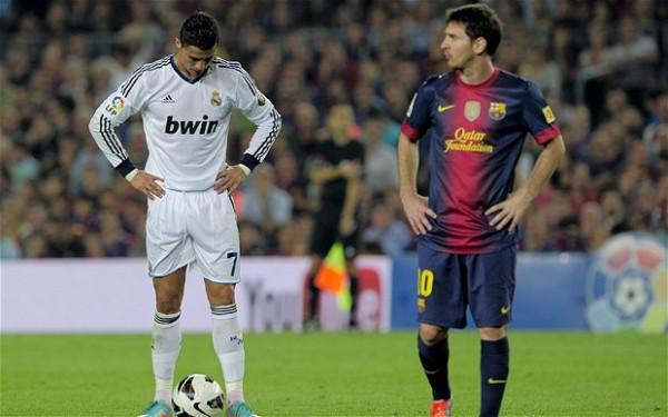 Cristiano Ronaldo, Lionel Messi II