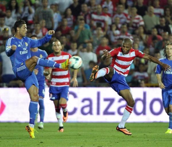 Cristiano Ronaldo vs Granada