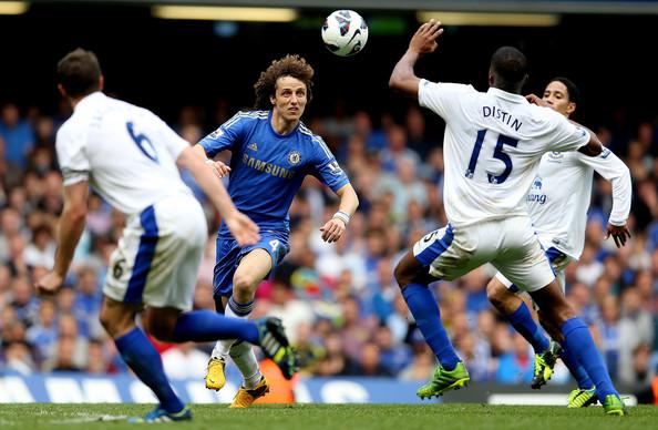 David Luiz 2013