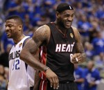 Deshawn stevenson, Lebron james