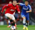 Eden Hazard, Wayne Rooney