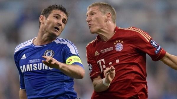 Frank Lampard, Bastian Schweinsteiger