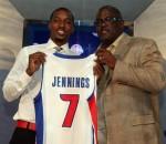Jennings, Dumars