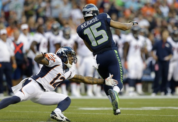Jermaine Kearse Seattle Seahawks   Russell Wilson Gets Help From Defense & Jermaine Kearse