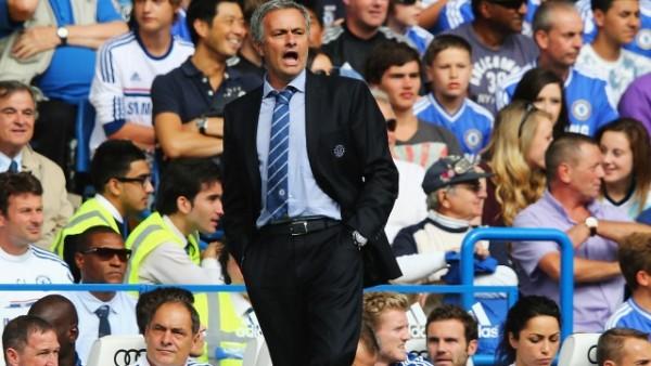 Jose Mourinho 2013