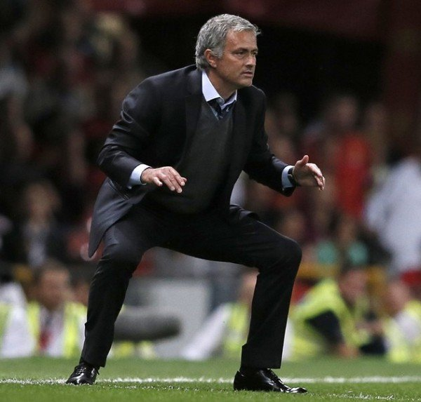 Jose Mourinho vs Manchester United