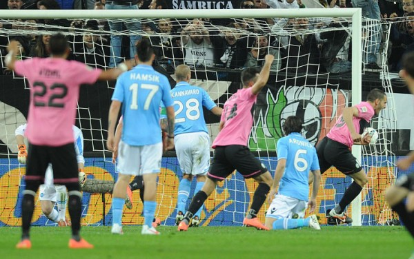 Juventus vs Napoli