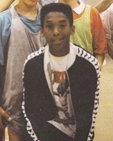 KObe Bryant Kid
