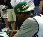 Kevin Durant Sonics Hat