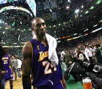 Kobe Bryant & Lakers lose to Celtics