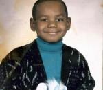 LeBron James Kid