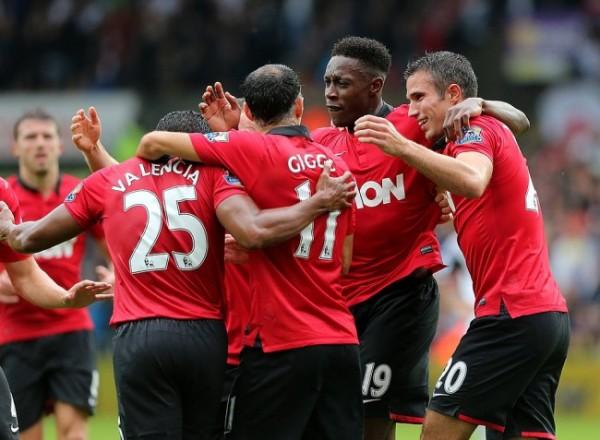 Manchester United vs Swansea