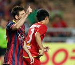 Messi vs Thailand