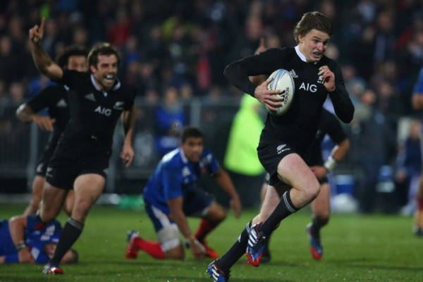 New Zealand Beat France
