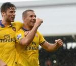 Olivier Giroud, Lukas Podolski