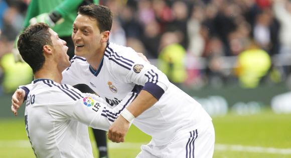 Ozil, Ronaldo