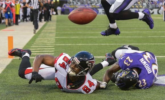 Ravens Falcons preseason