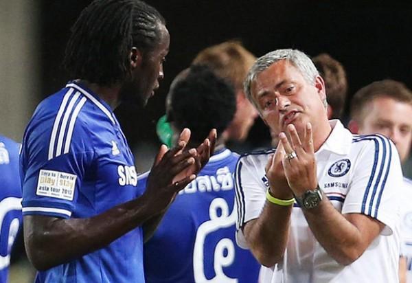 Romelu Lukaku, Jose Mourinho