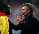 Samuel Eto'o, Jose Mourinho