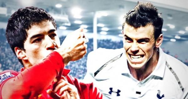 Suarez, Bale