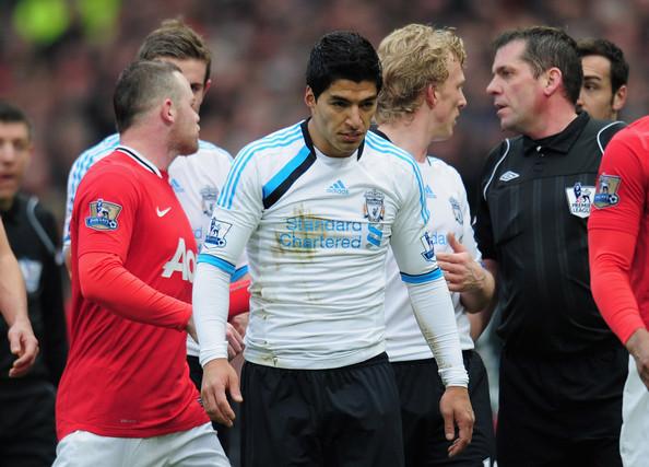 Suarez, Rooney