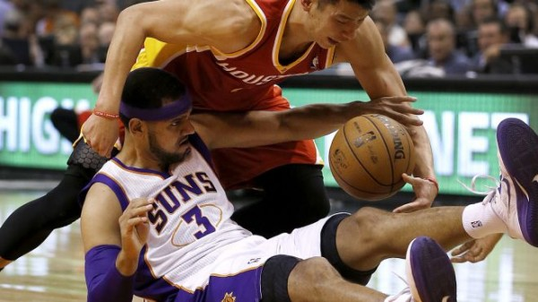 Suns vs Rockets