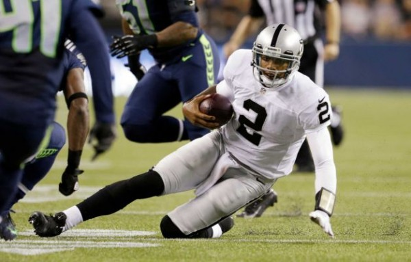 Terrelle Pryor Raiders