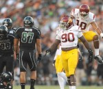 USC beat Hawaii