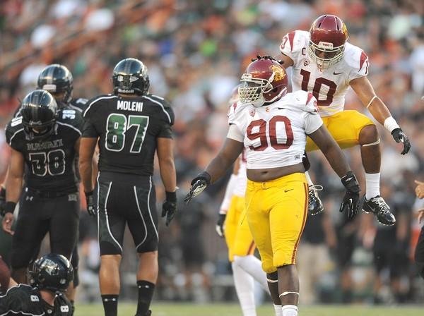 USC beat Hawaii