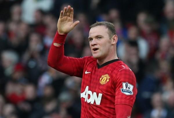 Wayne Rooney AON