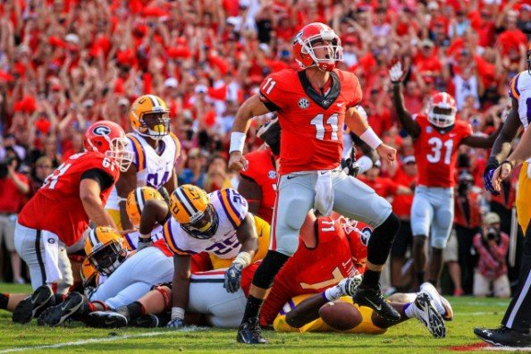 Aaron Murray Georgia