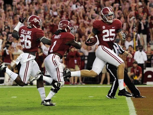 Alabama Touchdown II